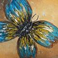 Free Butterfly by Denisa Olbojan