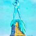 Free Liberty - Pa by Leonardo Digenio