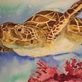 Free To Swim by Teresa Grace Fourre