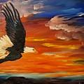 Freedom        108 by Cheryl Nancy Ann Gordon