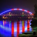 Freedom Bridge by Mark McDaniel