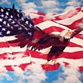 Freedom Eagle by Michael Hagel
