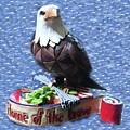 Freedom Eagle by Miriam Marrero