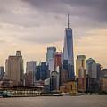 Freedom Tower - Lower Manhattan 2 by Frank Mari