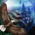 Freedom's Flight by Carol Cavalaris