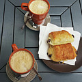 French Breakfast For Two by Jani Freimann