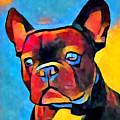 French Bulldog by Chris Butler