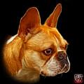 French Bulldog Pop Art - 0755 Bb by James Ahn