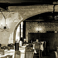 French Country Restaurant 2 by Wayne Archer