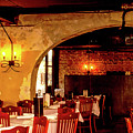 French Country Restaurant by Wayne Archer