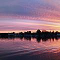 French Creek Sunrise by Lori Deiter