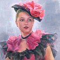 French Girl by Sue Halstenberg