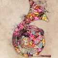 French Horn by Justyna JBJart