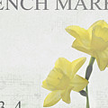 French Market Series B by Rebecca Cozart