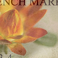 French Market Series J by Rebecca Cozart