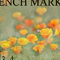 French Market Series Q by Rebecca Cozart