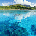French Polynesia, View by Joe Carini - Printscapes