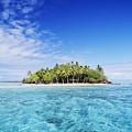 French Polynesian Island by Joe Carini - Printscapes
