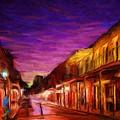 French Quarter 1 by Caito Junqueira
