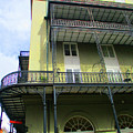 French Quarter 11 by Randall Weidner