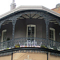 French Quarter 13 by Randall Weidner