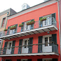 French Quarter 21 by Randall Weidner