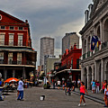 French Quarter Band by George Bostian