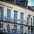 French Quarter Charm by Irene Abdou
