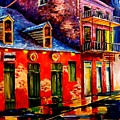 French Quarter Dazzle by Diane Millsap