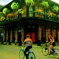 French Quarter Flirting On The Go by CHAZ Daugherty