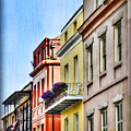 French Quarter In Summer by Tammy Wetzel