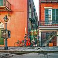 French Quarter Trio by Steve Harrington