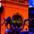 French Quarter Welcome by Jeff Kurtz