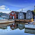 French River Prince Edward Island by Edward Fielding