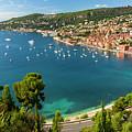 French Riviera by Elena Elisseeva