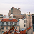 French Rooftops  by Erin Marie