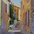 French Street by Chris Hobel