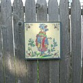 French Tile Colored 3 by Hart Rueter
