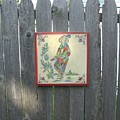 French Tile Colored 4 by Hart Rueter
