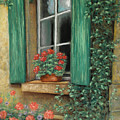 French Window by Susan Jenkins