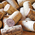 French Wine Corks by Georgia Fowler