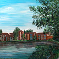 Frenchmans Wharf Stroll by Beverly Kimble Davis