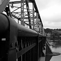 Frenchtown Bridge by Amanda Vouglas