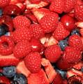 Fresh Berry Salad  by Carol Groenen