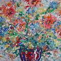 Fresh Bouquet by Leonard Holland