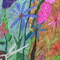 Fresh Cut Flowers by Elinor Helen Rakowski