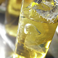 Fresh Drink With Lemon by Carlos Caetano