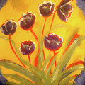 Fresh Flowers- 2nd In Series- The Dawn by Barbara Searcy