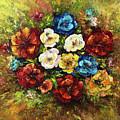 Fresh Flowers by Boyan Dimitrov