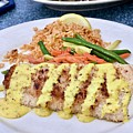 Fresh Grilled Mahi Mahi by Jeramey Lende